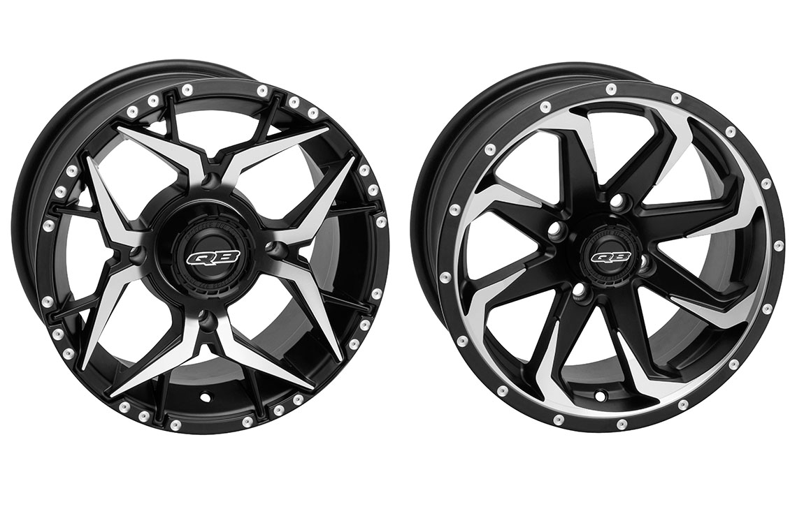Five New Wheel Designs Available Now