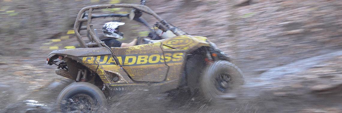 Riding Mud Like a Pro