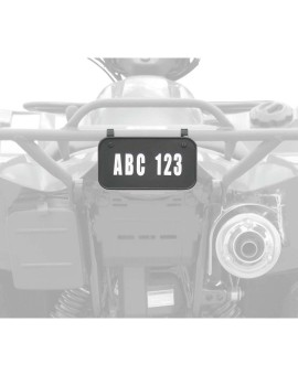 ATV License & Registration Kit