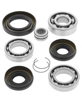 Differential Bearing And Seal Kits, Front