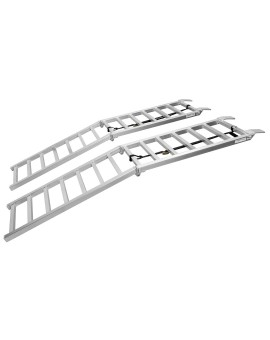 Pair Of UTV Folding Arched Ramps