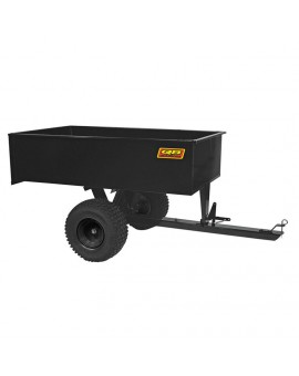 Large Heavy-Duty Dump Trailer