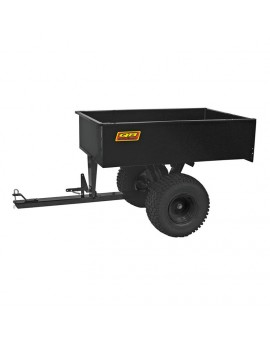 Heavy-Duty Dump Trailer