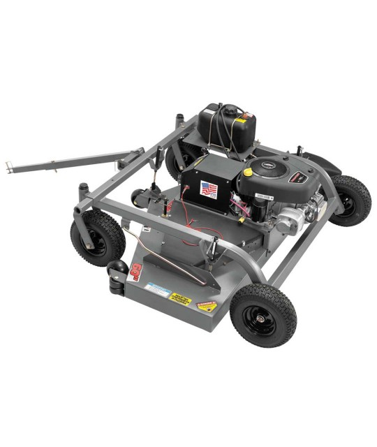 "60"" Finish Cut Mowers with 14-1/2 hp Briggs & Stratton I/C Motor, Electric Start"
