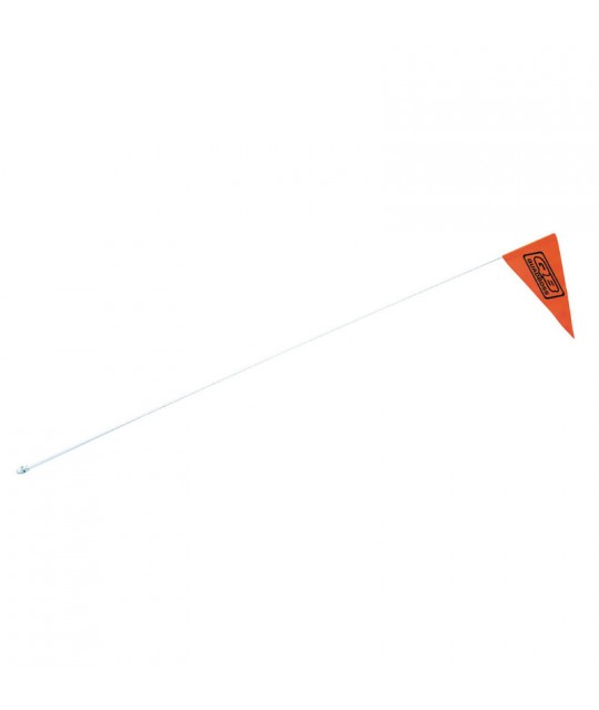 QB Flag and Fiberglass Antenna