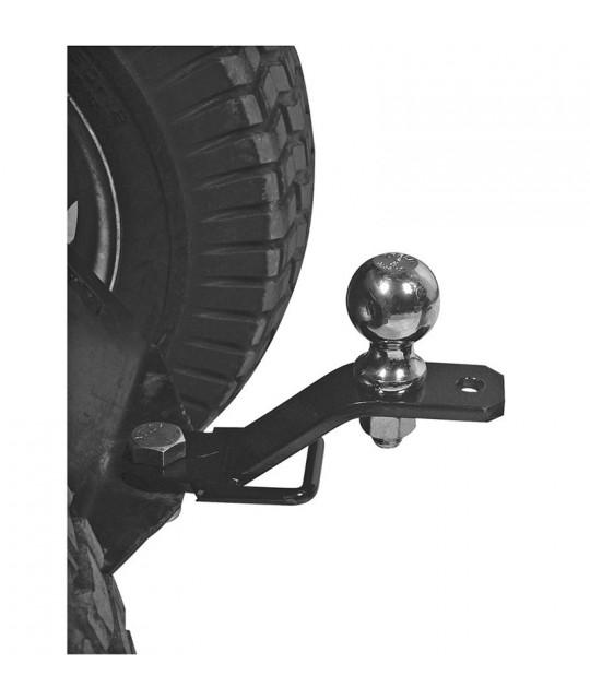 QB Three-Way Hitch Adaptor