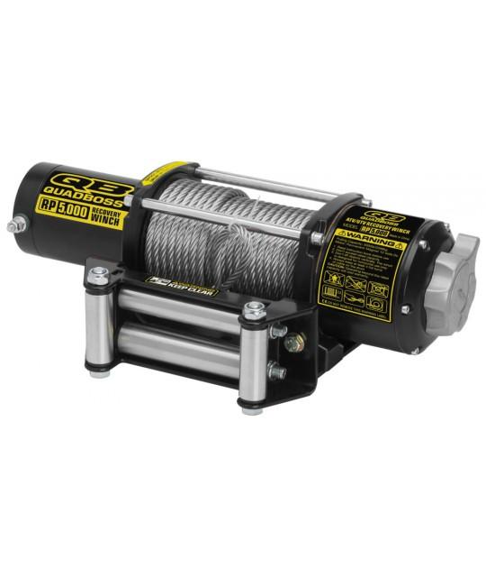 5000 lb. Winch w/ Wire Cable