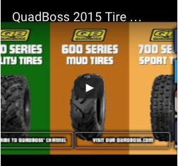QuadBoss 2015 Tire Lineup