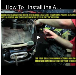 How To | Install the ATV/UTV Winch