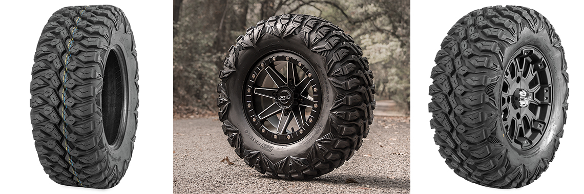 Get on the Road with QuadBoss® D.O.T. Tires