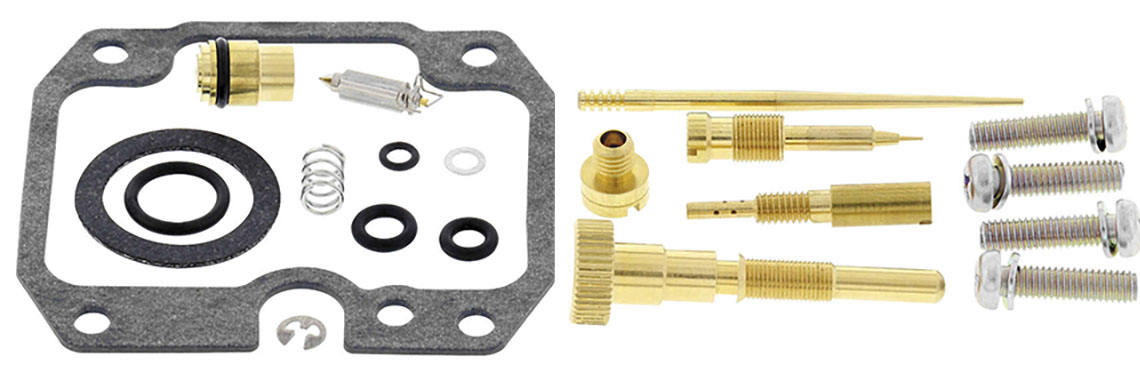 Carburetor Repair Kits Now Available