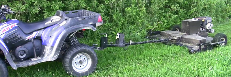 Get Your ATV and UTV Ready For Mowing Season
