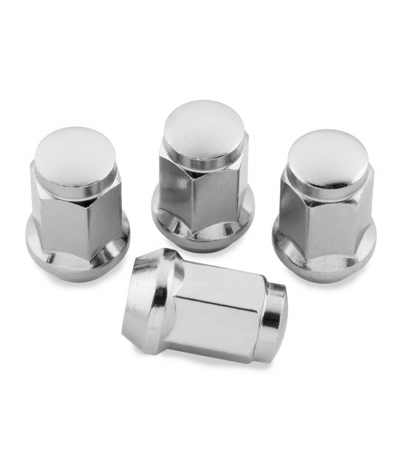 QuadBoss ATV UTV Tapered Lug Nuts 10X1.25 14MM 4 Total Lug Nuts