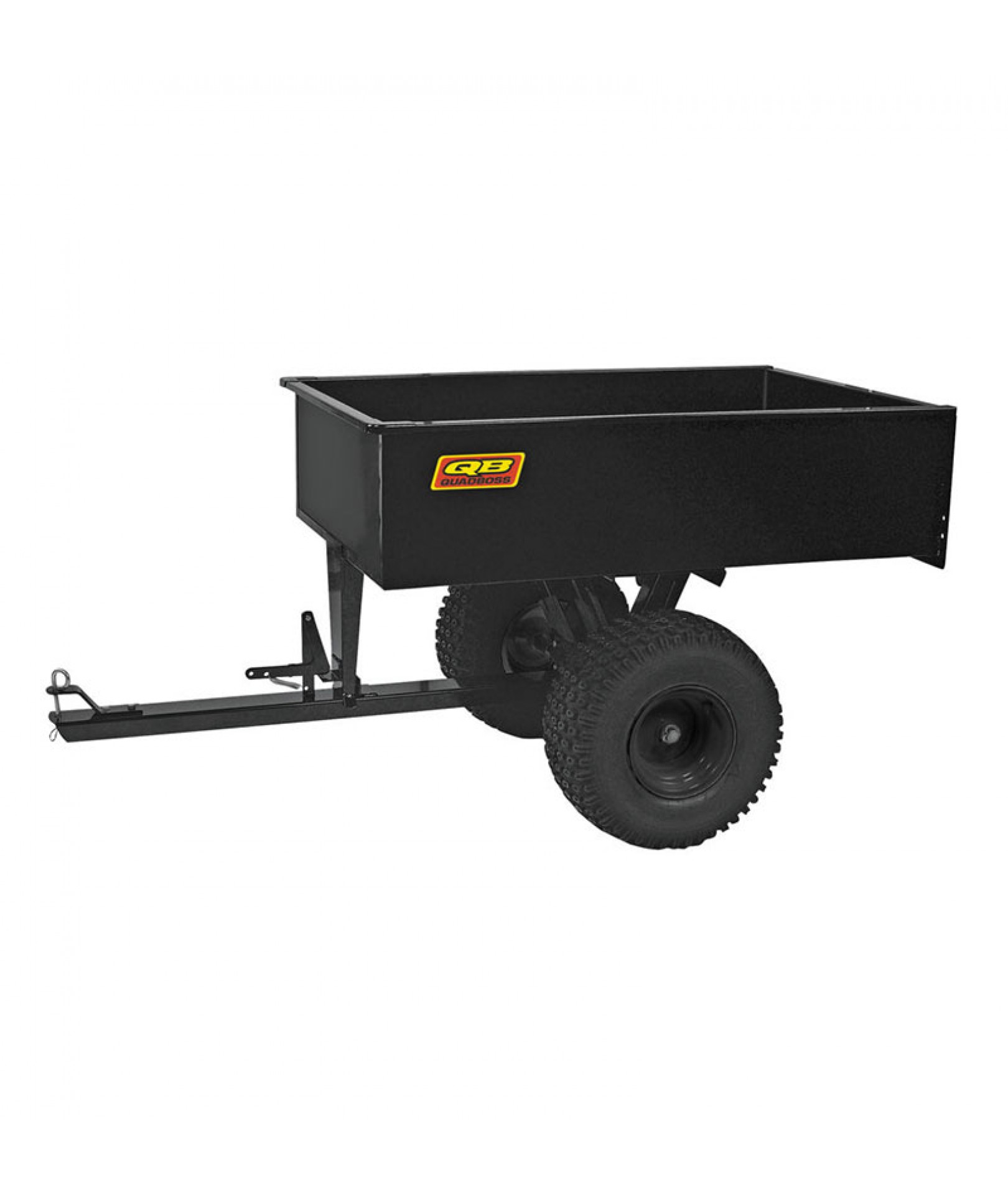 Heavy Duty Tractor Trailer : Heavy duty dump trailer trailers carts equipment