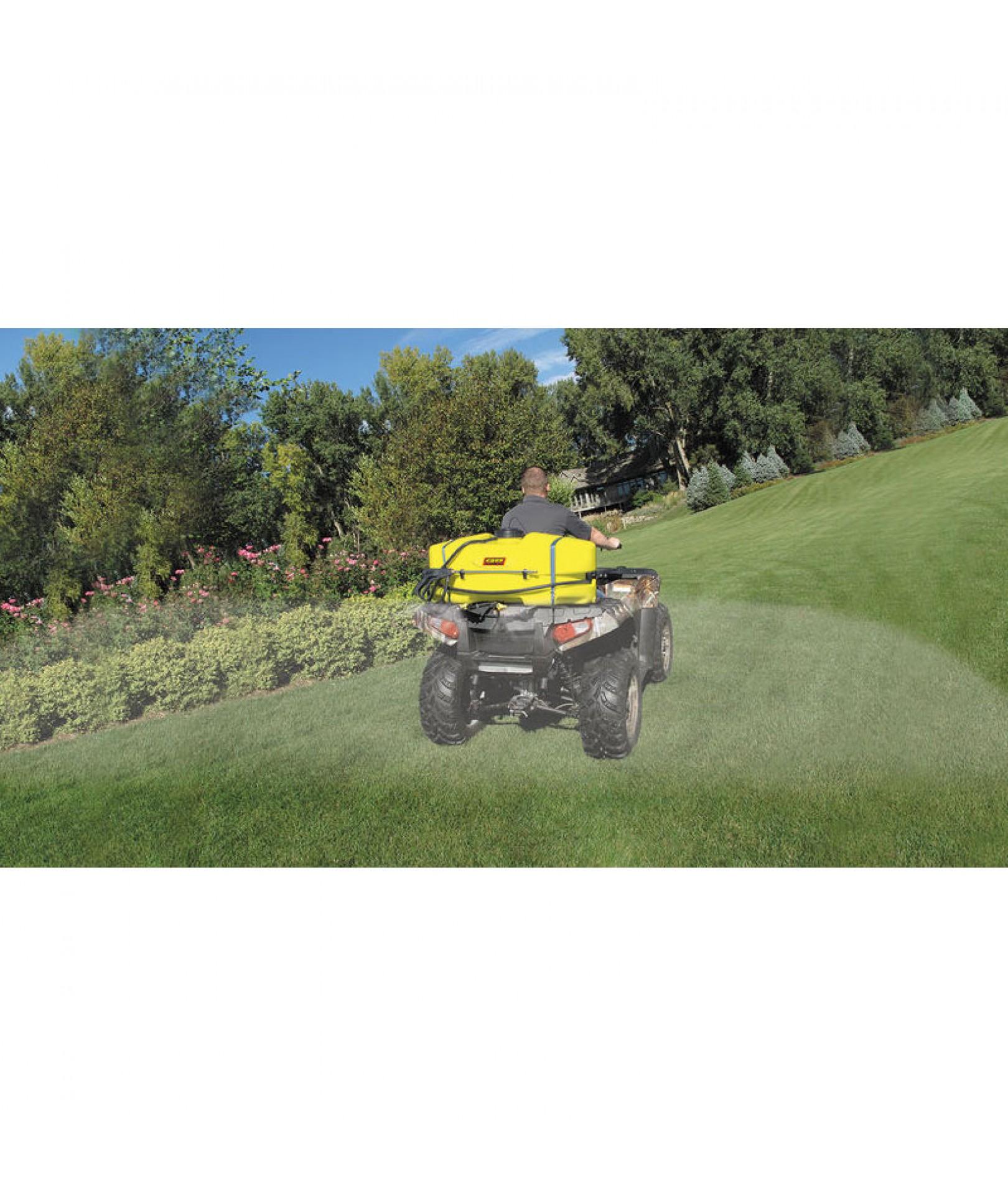 25-Gallon Boomless ATV Sprayer