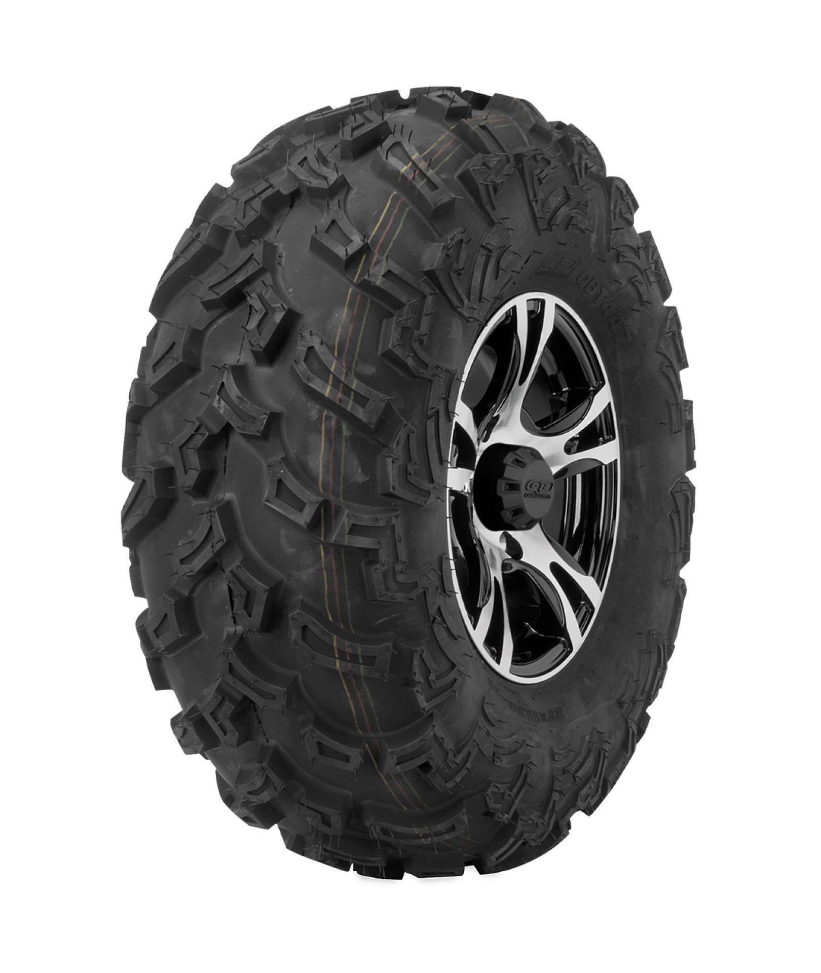 Bias Ply Tires >> QBT447 Utility Tires - Tire & Wheel