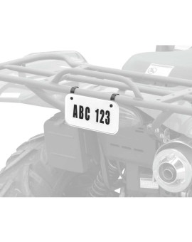 ATV License & Registration Kit