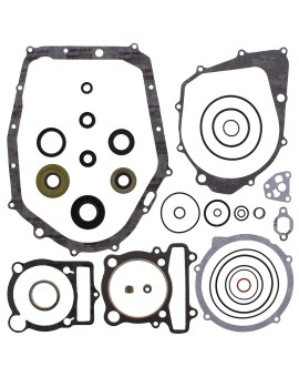 Complete Gasket Set with Oil Seals