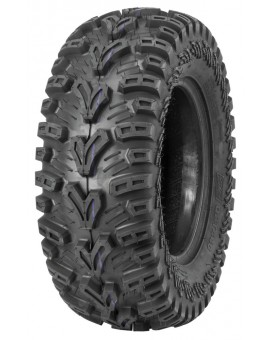 QuadBoss QBT448 Utility Tires 24x8-12, Bias, Front/Rear, 6 Ply, Directional
