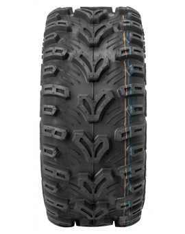QuadBoss QBT448 Utility Tires 24x10-12, Bias, Front/Rear, 6 Ply, Directional