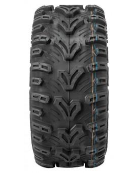 QuadBoss QBT448 Utility Tires 24x10-12, Bias, Front/Rear, 6 Ply, Directional