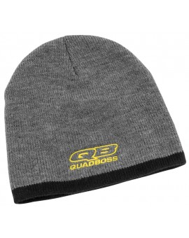QuadBoss Grey Beanie