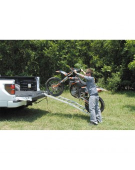 Single UTV Folding Arched Ramps