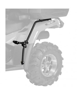 Fender Protectors for Bombardier/Can-Am, Wrinkle Finish