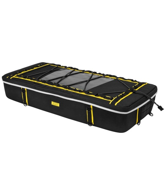 QuadBoss Reflective Rear Rack Bag 2.0