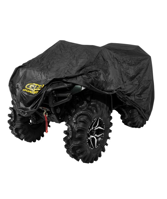 QuadBoss Quad Covers - Black