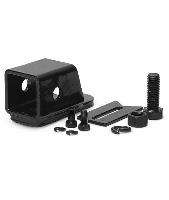 QuadBoss ATV and UTV Hitch Ball Mount Conversion