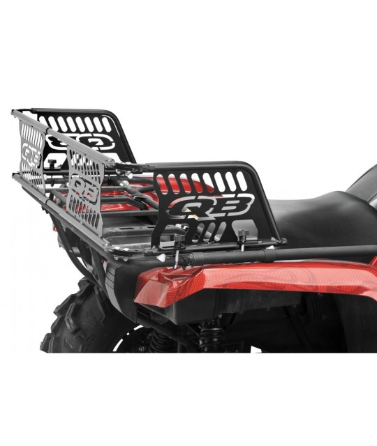 Adjustable Front and Rear Rack Extensions