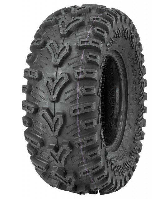QuadBoss QBT448 Utility Tires 24x9-11, Bias, Front/Rear, 6 Ply, Directional