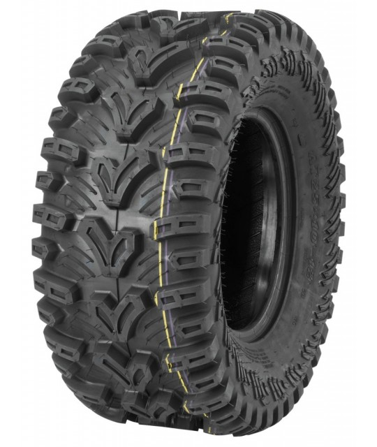 QuadBoss QBT448 Utility Tires - 25x10-12, Bias, Front/Rear, 6 Ply, Directional