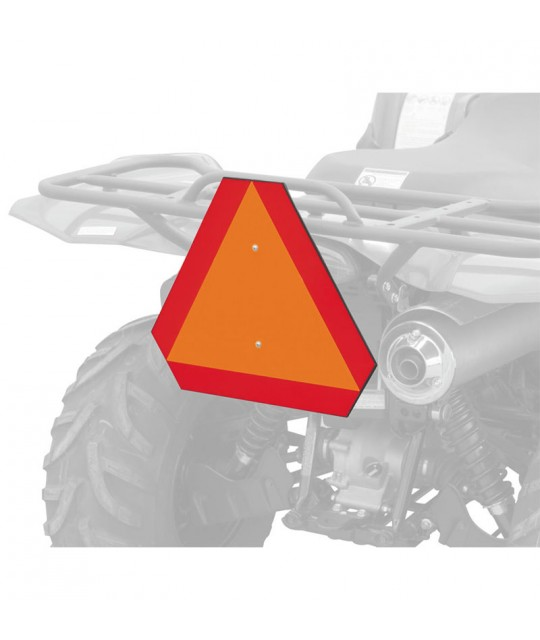 QB ATV Safety Emblem