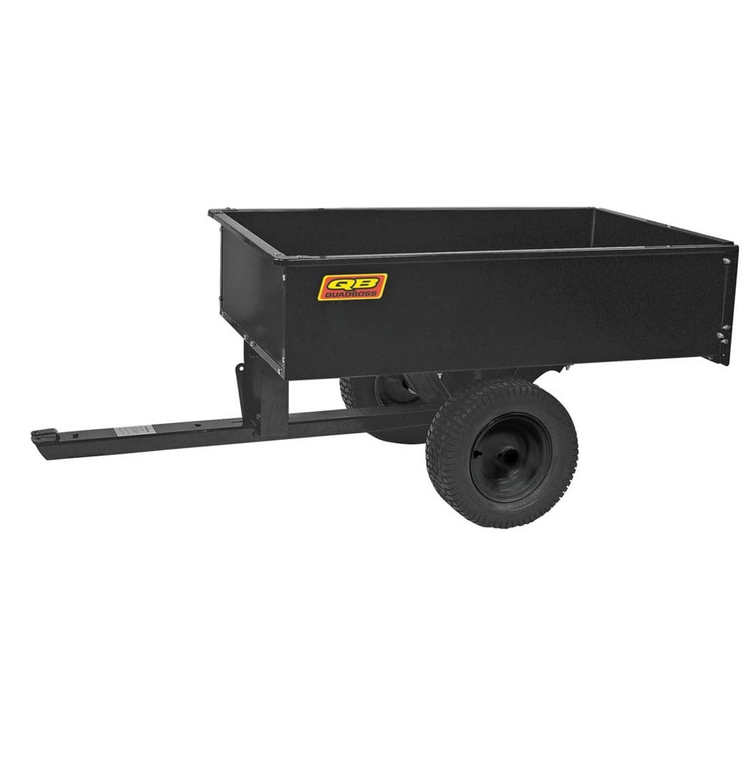 economy dump trailer - trailers  u0026 carts - equipment