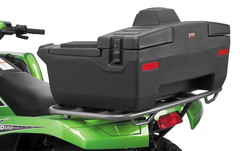 New QuadBoss Rear Lounger ATV Storage Trunk 2004-2006 Yamaha Bruin 350 ATV Rear Seat