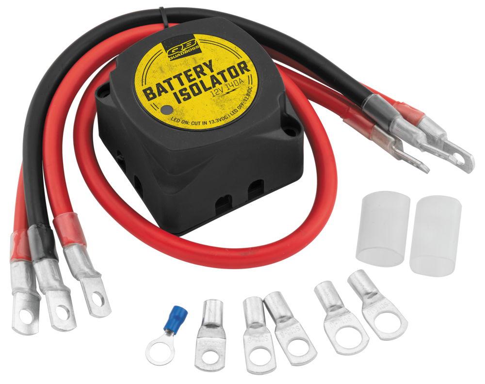 QuadBoss Battery Isolator