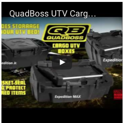 QuadBoss UTV Cargo Boxes