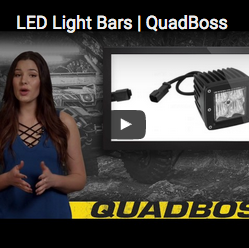 LED Light Bars | QuadBoss