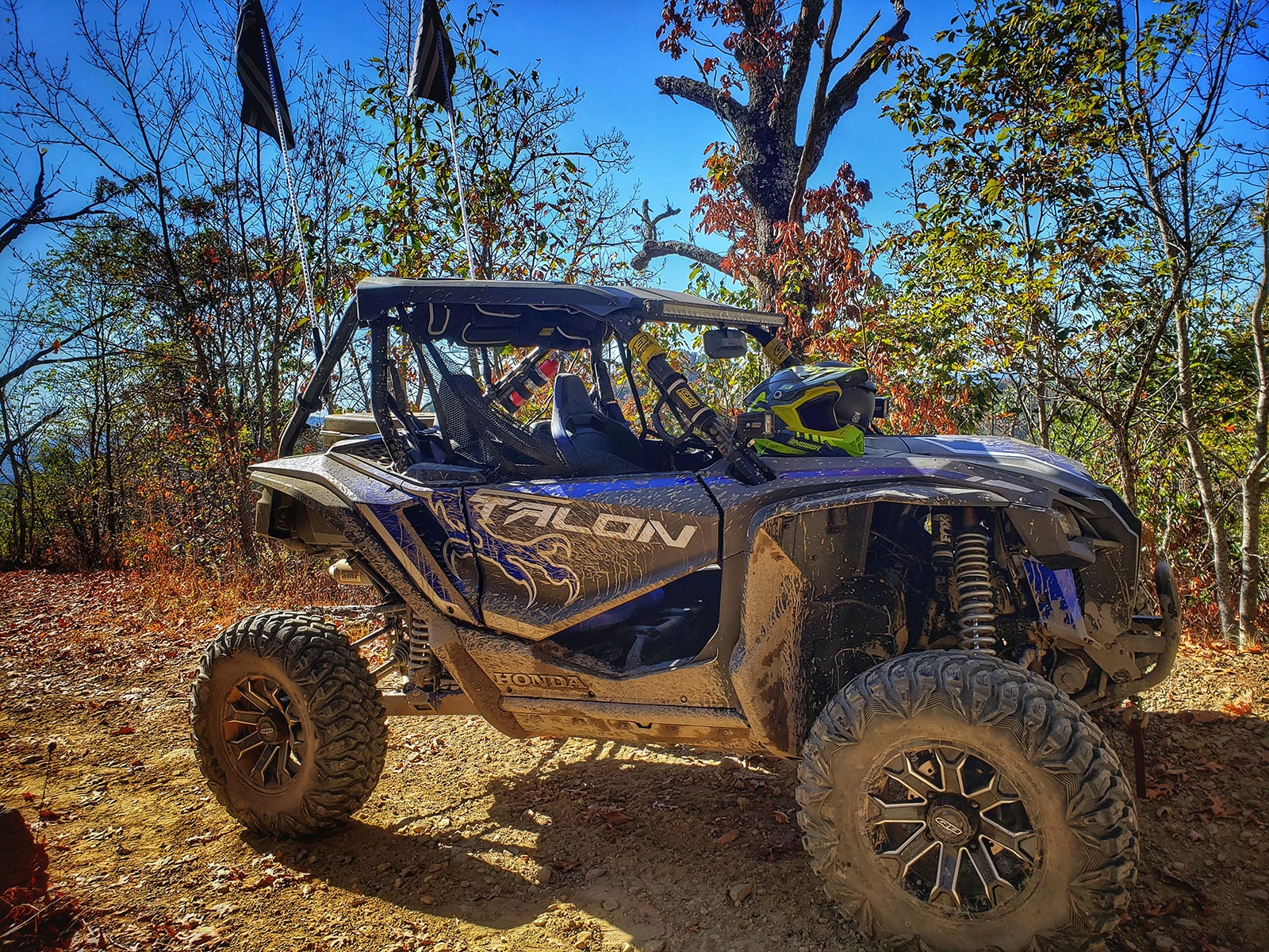 Hatfield McCoy National Trailfest QuadBoss Talon