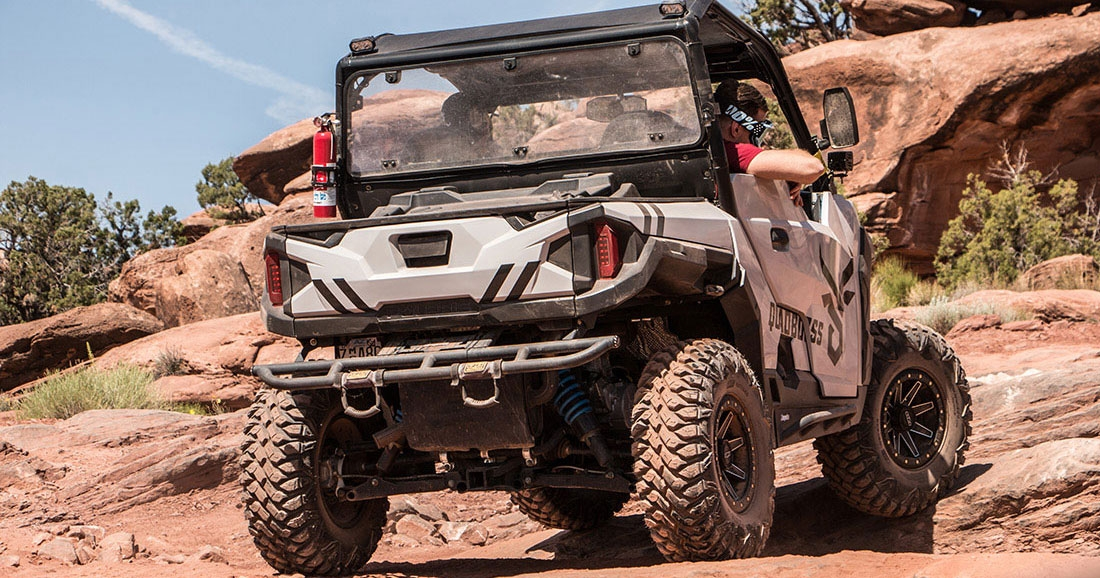 QuadBoss UTV Transmission Rebuild Kits