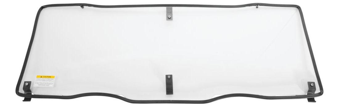 QuadBoss® Rear Panel Windows